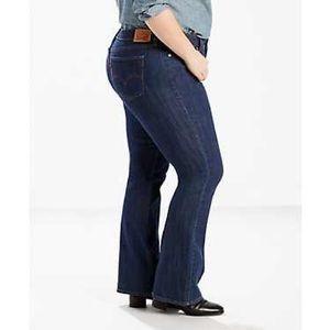 Levi's   415 P Classic Boot Cut Jeans sz 20WL